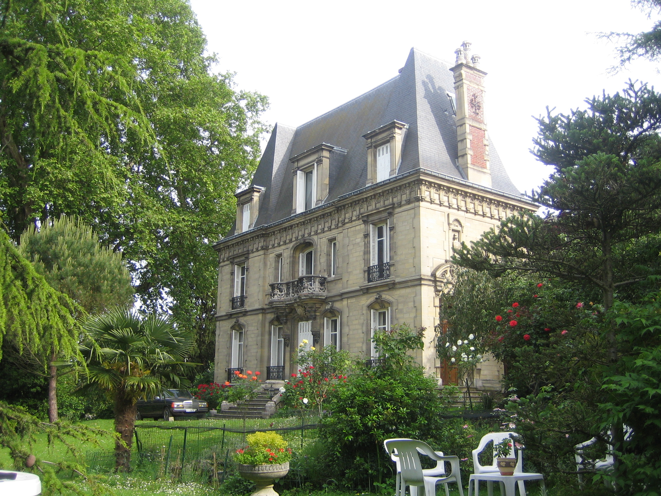 French villas for sale