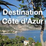 Cot e Azur Destinations