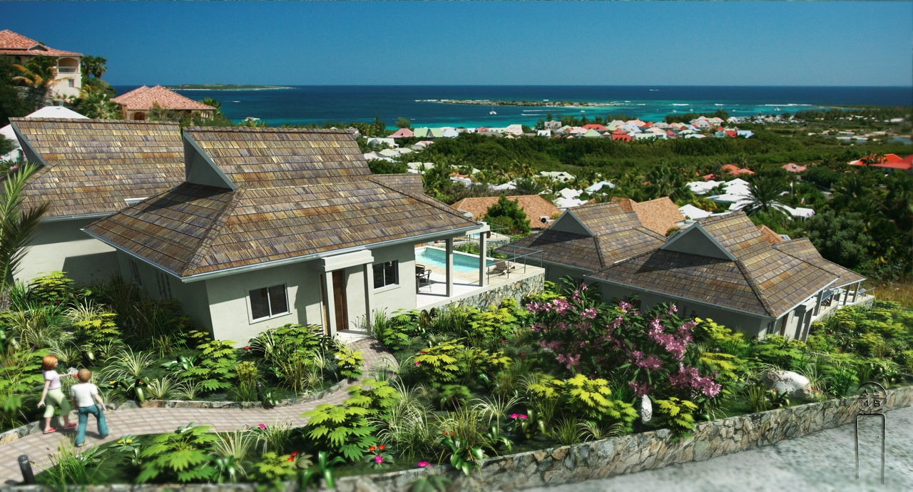 Private Residence at Bay Orientale St Martin
