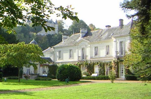 French villas on sale